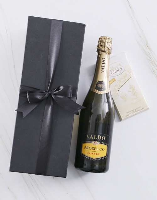 thank-you: Love In A Black Bottle Gift Box!