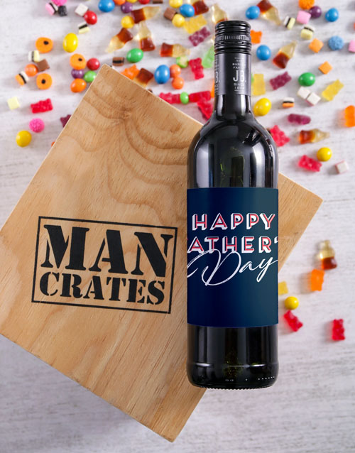 fathers-day: Fathers Day Man Crate!