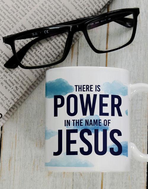 faith: Power In His Name Mug Gift!
