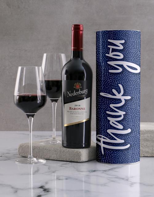 fine-alcohol: Thank You Wine Tube!