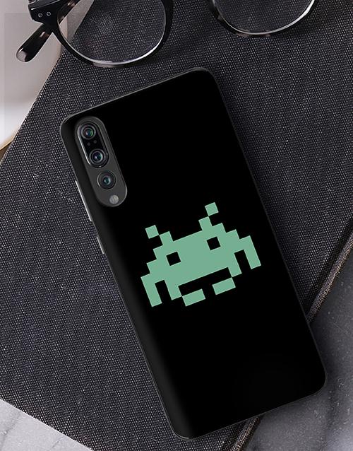gadgets: Press Start Huawei Cover!