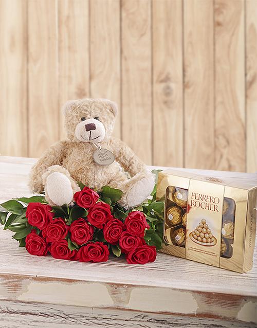 colour: Romantic Rose Combo!