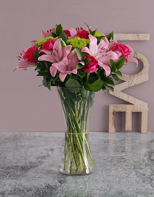 birthday: Vibrant Lily Florescence!